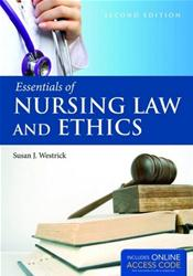 law and ethics for nurses Free coursework on nursing ethics from essayukcom nurses have a unique association with developments in society and healthcare effecting ethics and law.